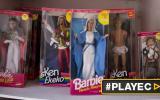 Barbie y Ken como santos irritan a creyentes en Argentina