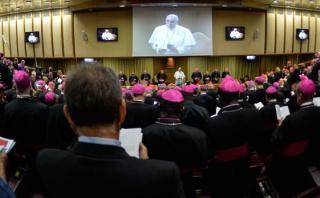 Carta filtrada añade intriga y confusión al sínodo del Vaticano