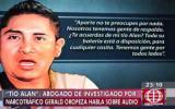 Voz de audio sobre 'tío Alan' no es de Oropeza según su abogado