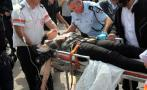 Terror en Israel: 2 muertos y 22 heridos en ataques callejeros