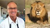 Zimbabue no enjuiciará al dentista que mató al león Cecil
