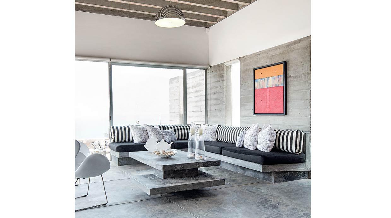 Cemento Pulido Belleza Al Natural Casa Y M S