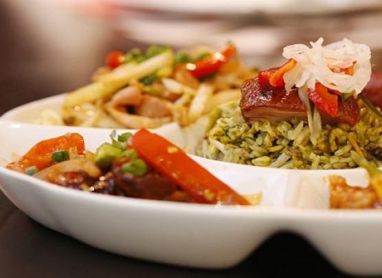 Chifa taipá: un banquete al día en Madam Tusan