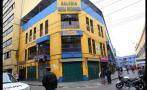 Mesa Redonda: Municipalidad de Lima demolió 90 stands [FOTOS]