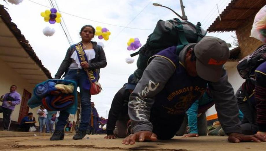El Señor Cautivo de Ayabaca y la fe de sus devotos [FOTOS]