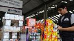 Moquegua: incautan una tonelada de pirotécnicos de contrabando - Noticias de intendencia lima