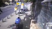 Divulgan perturbador video de un ataque terrorista en Israel