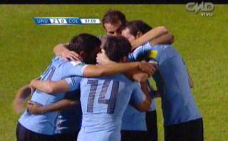 Golazo de Uruguay: Diego Rolán picó la pelota a Ospina (VIDEO)