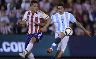 Paraguay empató 0-0 con Argentina en Asunción por Eliminatorias