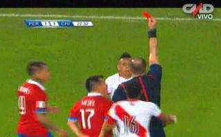 Christian Cueva y su expulsión por esta tonta reacción (VIDEO)
