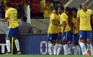 Brasil ganó 3-1 a Venezuela por las Eliminatorias (VIDEO)