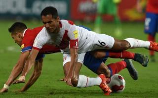 VOTA: el jugador de Perú de más bajo rendimiento ante Chile