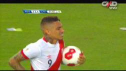 Paolo Guerrero anotó el tercer gol para Perú a los 91' (VIDEO)