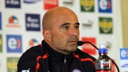 "Jorge Sampaoli: ""Será muy difícil robar muchos puntos en Perú"""