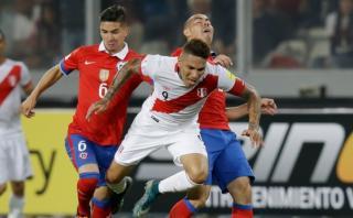 Perú cayó 4-3 ante Chile en Lima por Eliminatorias Rusia 2018