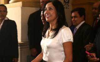 Nadine Heredia: hoy exponen en TC recurso contra hábeas corpus