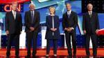 Hillary Clinton y Bernie Sanders destacaron en debate demócrata - Noticias de joe pecado