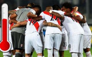Perú: ¿Cuánta confianza tienes en que iremos al Mundial?