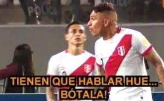 El reclamo de Guerrero que no viste luego del 3-2 de Chile