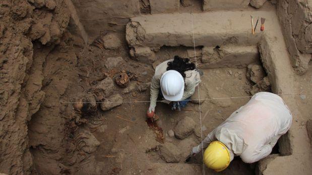 Chan Chan: hallan 31 entierros humanos de hace más de 600 años