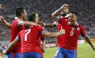 Uruguayos dan lección a Chile por burlarse tras vencer a Perú