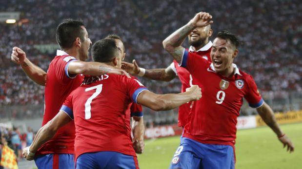 Uruguayos dan lección a Chile tras burlarse de derrota de Perú
