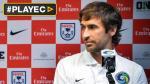 Raúl anunció que se retira del fútbol en noviembre de este año - Noticias de gines carvajal
