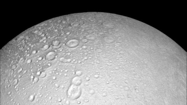 Las nuevas imágenes de Saturno fueron captadas por la nave Cassini. (Foto: NASA/JPL-Caltech/Space Science Institute)