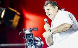 """""""Alan García es el candidato que mejor nos representa"""""""