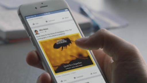 Facebook ha creado una plataforma donde se pueden ver los artículos de una forma más adaptada para celulares. (Foto: Facebook)