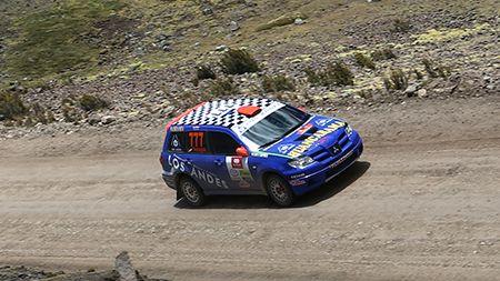 Tommasini ganó los tres especiales de la cuarta etapa. (Fotos: Itea)