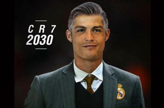 ¿Cómo lucirían Messi, Cristiano e Ibrahimovic de entrenadores?