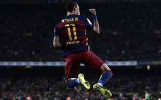 Neymar en Barcelona: mira los cuatro goles que anotó al Rayo