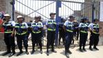 Ate: bomberos desalojados esperan reubicación definitiva[FOTOS] - Noticias de estación de bomberos