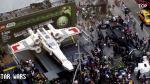 Nave de Star Wars como una de las 10 más increíbles obras Lego - Noticias de récord guiness