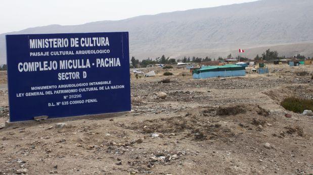Invaden terrenos cercanos a complejo arqueológico de Tacna