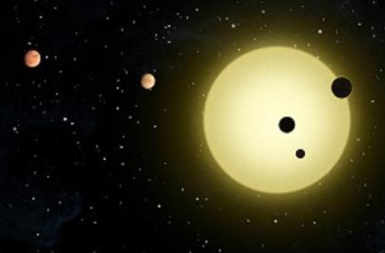 El enigma de la estrella que brilla de manera irregular