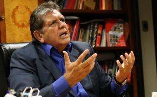 Convención aprista definirá plancha presidencial de Alan García