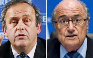 """Michel Platini: """"Es vergonzoso que se me arrastre por el barro"""""""