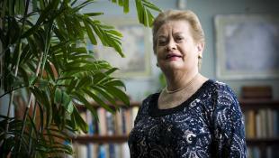 Martha Hildebrandt define la palabra 'Anticucho'