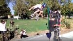 Mira estas asombrosas piruetas en deportes extremos [VIDEO] - Noticias de personas amputadas