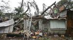 Filipinas: potente tifón Koppu deja muerte y 280.000 afectados - Noticias de muere ahogado