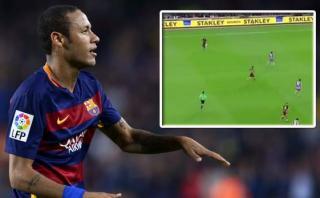 Neymar: ciencia explica cómo hace sus maravillosas jugadas