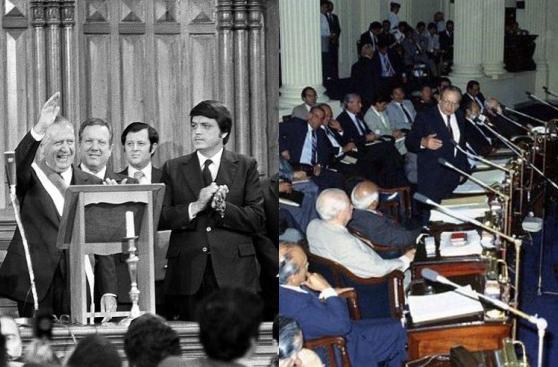 Elecciones presidenciales: así fueron las votaciones desde 1980