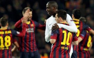 Lionel Messi avisaba a qué jugadores les iba a hacer una huacha
