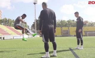 Neymar asumió el desafío y se enfrentó a freestylers [VIDEO]