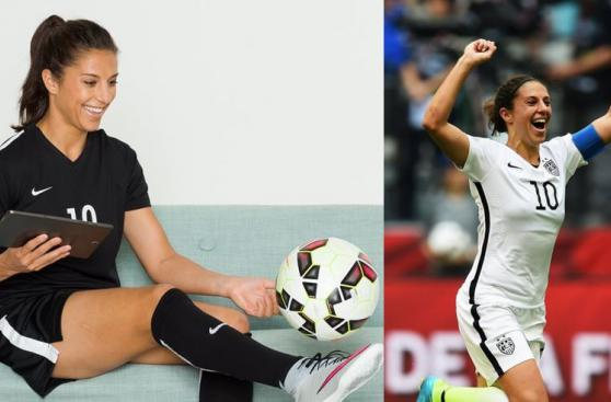 Balón de Oro Femenino: magia y belleza en candidatas de FIFA