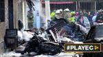 Colombia: suben a seis los muertos en accidente de avioneta - Noticias de alberto olivares