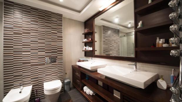 Baños Visita Modernos:Baño de visita: decóralo para dar una buena impresión