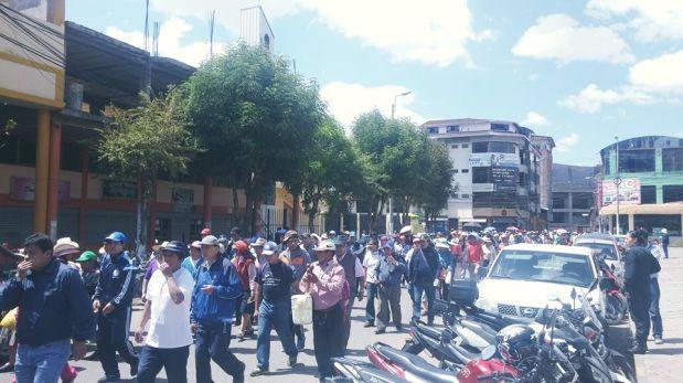 Cusco acata paro contra concesión de centros arqueológicos